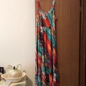 Fashion Bug Maxi Dress 👗